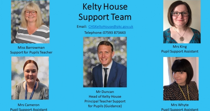 Support team Kelty