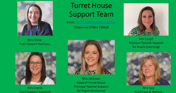Support team Turret
